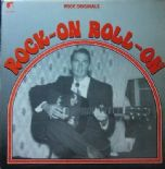 WLP 8865 ROCK-ON ROLL-ON - GREAT 50s ROCKABILLY/ ROCK & ROLL DELETED LP
